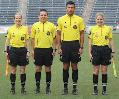 Grade 8 Referee Class Scheduled